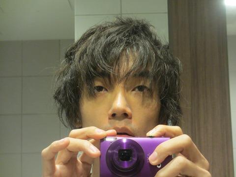 アリミノのワックスを使った髪型